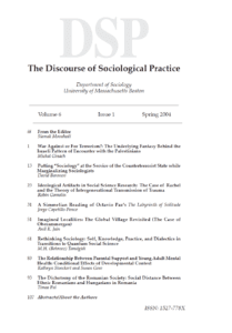 Rethinking Sociology: Self, Knowledge, Practice, and Dialectics in Transitions to Quantum Social Science
